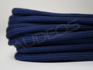 Nylon Soft 4mm BLUE NIGHT - oplot / peszel nylonowy