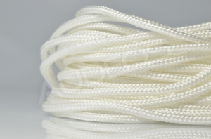 Oplot nylonowy Mini Nylon Soft 2mm WHITE PEARL