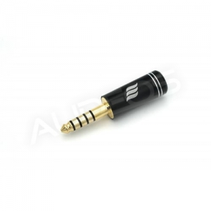 Adapter Effect Audio z 2,5 mm na 4,4 mm (prosty)
