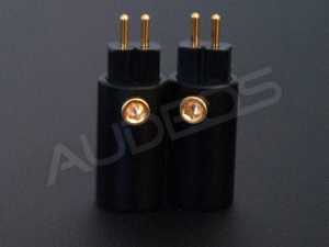 PLUSSOUND wtyki 2pin 0,78 mm cryo (para)