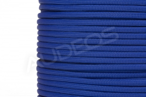Nylon Soft 4mm BLUE EXE - oplot / peszel nylonowy