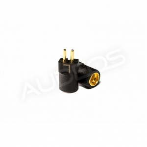 OEAudio adapter z MMCX (F) na 2pin (M)