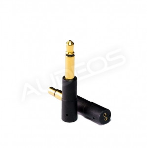 OEAudio adapter z 2pin (F) na 3,5 mm (M)