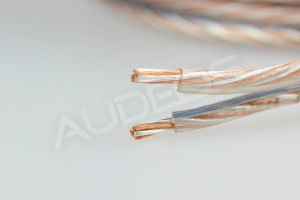 W&M Mix Stream 2.5mm - kabel głośnikowy miedź + miedź srebrzona