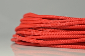 Oplot nylonowy Mini Nylon Soft 2mm RED