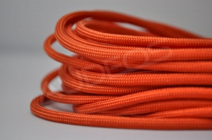 Nylon Soft 4mm Neon orange - oplot / peszel nylonowy